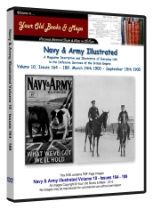 Navy & Army Illustrated Magazine Volume 10 1900
