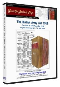 British Army List 1918