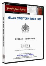 Kelly's Directory of Essex 1933