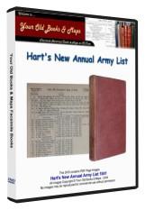 Harts Annual Army List 1841