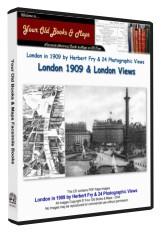 London 1909 London Views