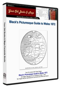 Wales Blacks Picturesque Guide 1872
