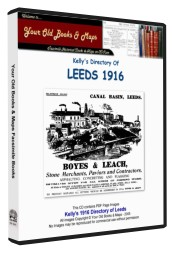 Kelly's Directory of Leeds 1916