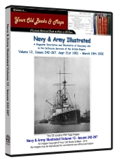 Navy & Army Illustrated Magazine Volume 13 1901 1902