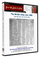 British Army List 1806