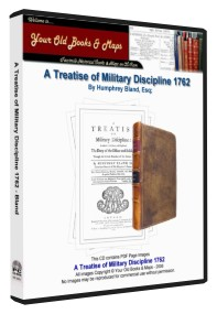 Treatise of Military Discipline 1762 Humphrey Bland