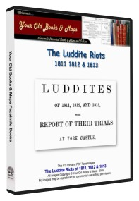 Luddites Historical Account