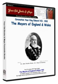 Mayors Of England & Wales 1902