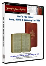 Harts Army List 1896