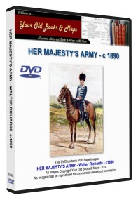 Her Majesty's Army 1890 Walter Richards
