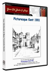 Kent Picturesque 1901