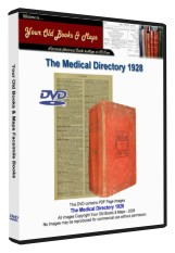 Medical Directory 1928