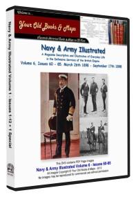 Navy & Army Illustrated Magazine Volume 06 1898