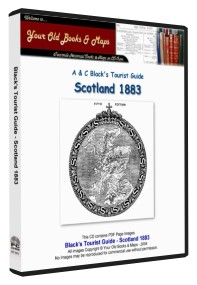 Scotland Blacks Guide 1883