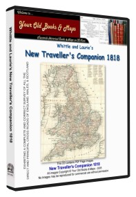 Whittle & Lauries New Travellers Companion 1818