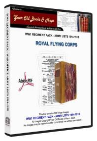ROYAL FLYING CORPS WW1