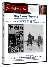 Navy & Army Illustrated Magazine Volume 11 1900 1901