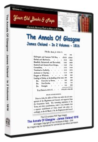 Annals of Glasgow 1816