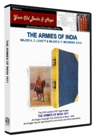 Armies of India 1911 - A. C. Lovett