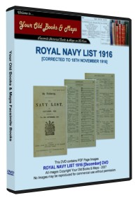 Royal Navy List 1916