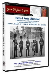 Navy & Army Illustrated Volume 08 1899