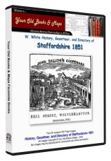 White's Directory of Staffordshire 1851