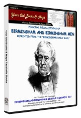 Birmingham Recollections 1877