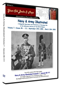 Navy & Army Illustrated Volume 07 1898-1899
