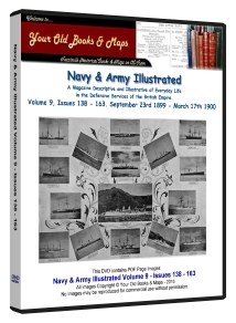 Navy & Army Illustrated Volume 09 1899-1900