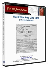 British Army List 1823