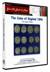 Coins of England 1846