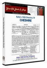 Kelly's Directory of Cheshire 1928