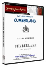 Kelly's Directory of Cumberland 1929