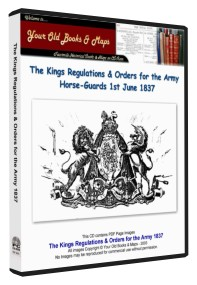 King's Regulations & Orders For The Army 1837