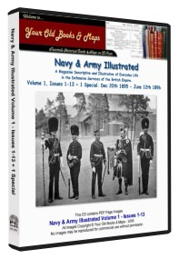 Navy & Army Illustrated Volume 11 1900-1901