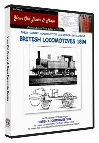 British Locomotives 1894