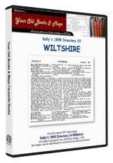 Kelly's Directory of Wiltshire 1898